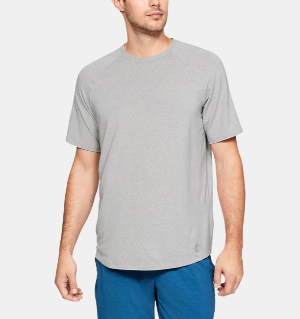 Mens Athlete Recovery Sleepwear™ Short Sleeve Crew